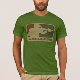 Tactical Major League Kafir T-Shirt
