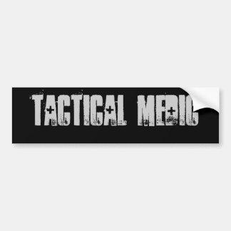 Tactical Medic Bumper Sticker Car Bumper Sticker