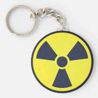 Tactical Nuke Key Ring