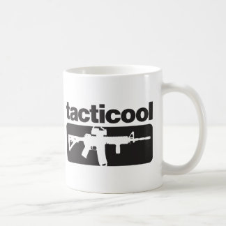 Tacticool - Black Coffee Mug