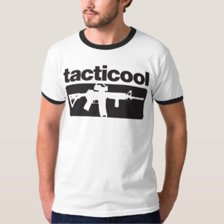 Tacticool - Black T-Shirt