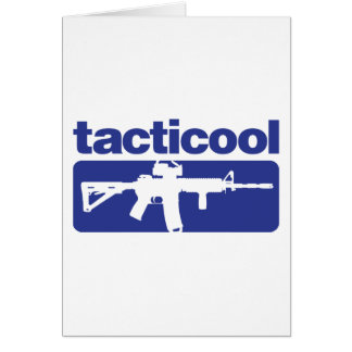 Tacticool - Blue Cards