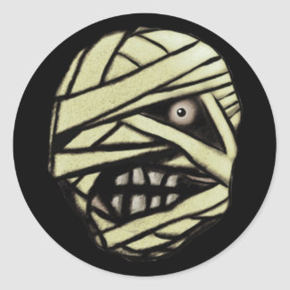 Tad Bandha the Mummy Stickers