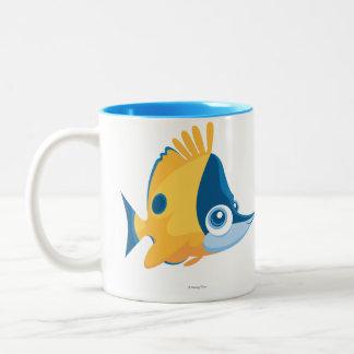 Tad Two-Tone Coffee Mug