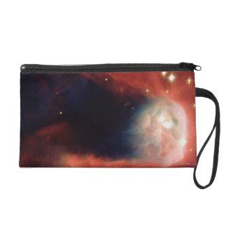 Tadpole Galaxy Wristlet Clutch
