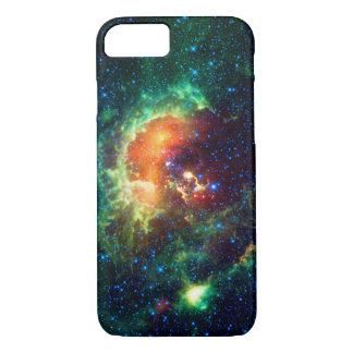Tadpole Nebula, Auriga Constellation iPhone 7 Case