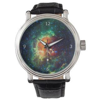 Tadpole Nebula in the Auriga Constellation Wrist Watch