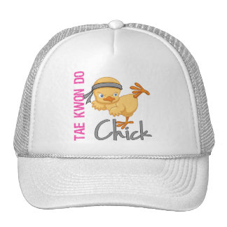 Tae Kwon Do Chick Hat