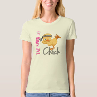 Tae Kwon Do Chick T-Shirt