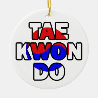 Tae Kwon Do Ornament