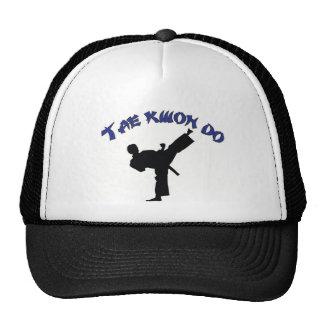 Tae kwon do - Tae kwon do Martial Art Design Cap