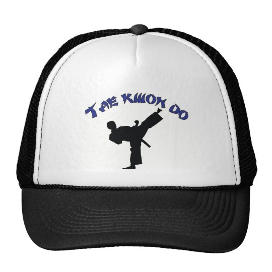 Tae kwon do - Tae kwon do Martial Art Design Cap