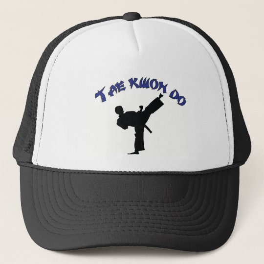 Tae kwon do - Tae kwon do Martial Art Design Trucker Hat