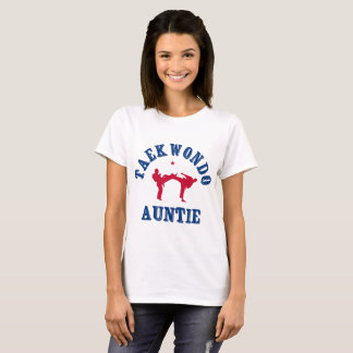 Taekwondo Auntie T-Shirt