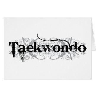 Taekwondo (bc) cards
