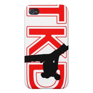 TaeKwonDo Cover For iPhone 4