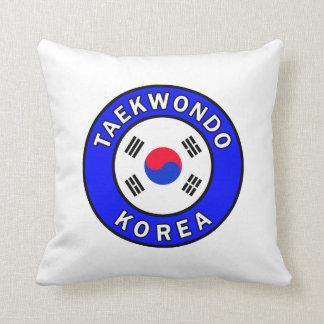 Taekwondo pillow