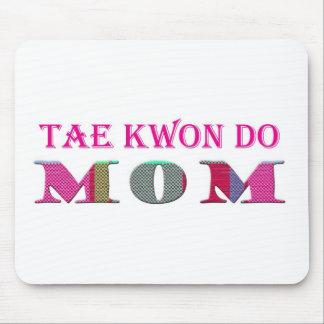 TaeKwonDoMom Mouse Pad