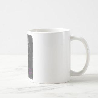 Taft-Damn Right Basic White Mug