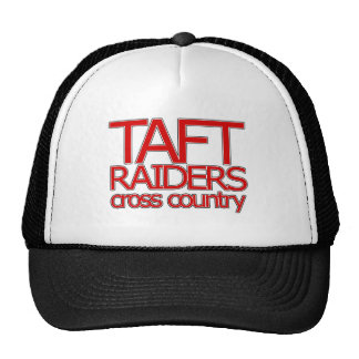 Taft Raiders Cross Countryl - San Antonio Mesh Hat