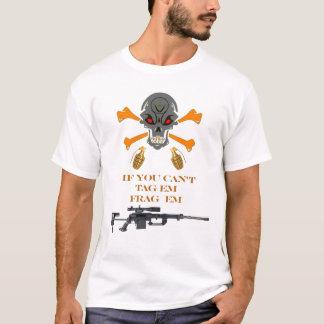 Tag & Frag T shirt