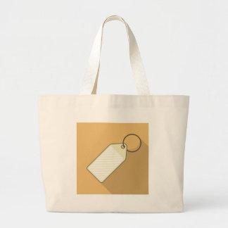 Tag Jumbo Tote Bag