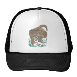 Tag Mouse, You're it... Meows Cat Cap