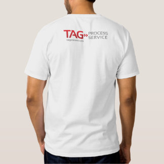Tag Process Service Double Sided Shirts
