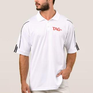 Tag Process Service Premium Polo