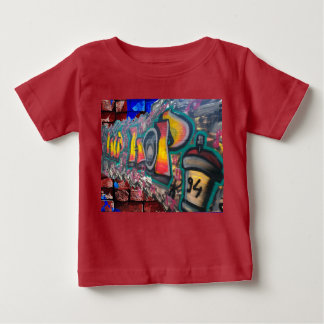 Tag Wall Baby T-Shirt