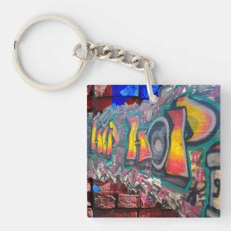 Tag Wall Key Ring