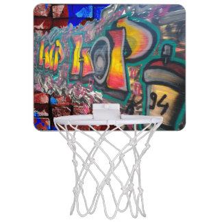Tag Wall Mini Basketball Hoop