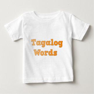 Tagalog Words Shirts
