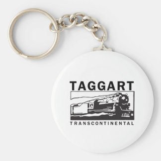 Taggart Transcontinental Key Ring