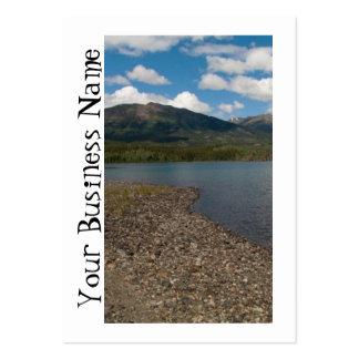Tagish Shoreline Business Card Template