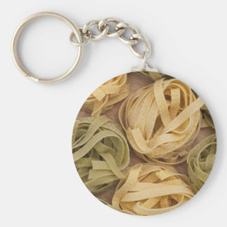 Tagliatelle Basic Round Button Key Ring