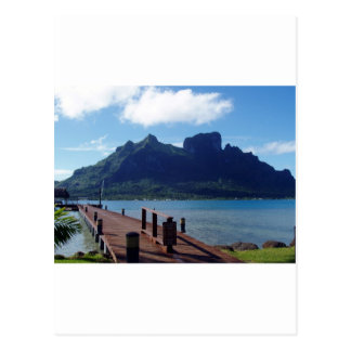 Tahiti - another view postcards