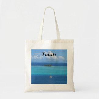 Tahiti Budget Tote Bag