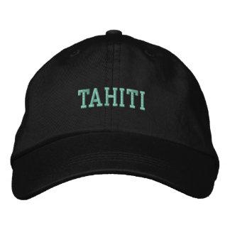 TAHITI cap Embroidered Hats