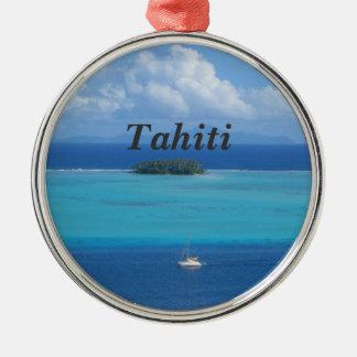 Tahiti Christmas Tree Ornament