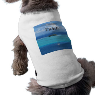 Tahiti Dog Clothing
