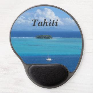 Tahiti Gel Mouse Pad