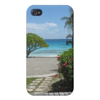 Tahiti Getaway iPhone 4 Covers