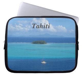 Tahiti Laptop Sleeves