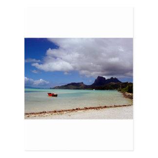 Tahiti Postcards