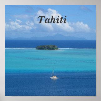 Tahiti Posters