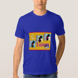 Tahiti Tshirt