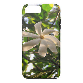 Tahitian Gardenia iPhone 7 Plus Case