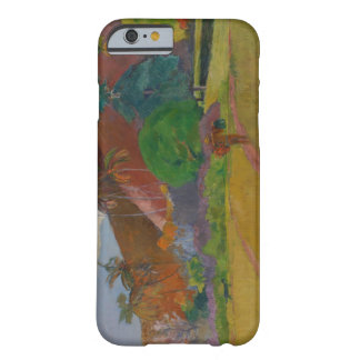 Tahitian Landscape, 1891 (oil on canvas) Barely There iPhone 6 Case