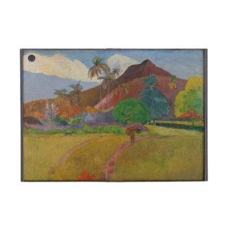 Tahitian Landscape 1891 oil on canvas Case For iPad Mini
